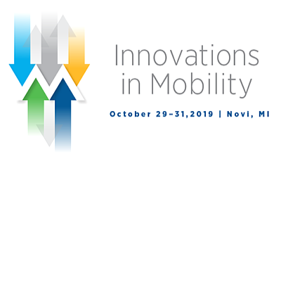 Innovation in Mobility 2019