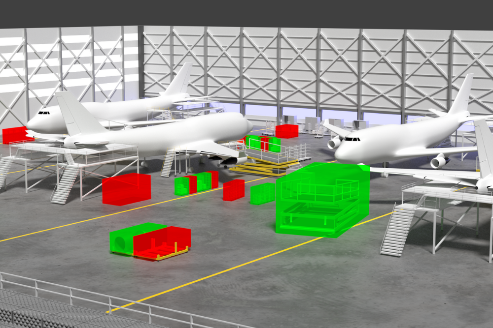 Improving Business Efficiency in an Aerospace MRO Environment – The MRO Digital Twin