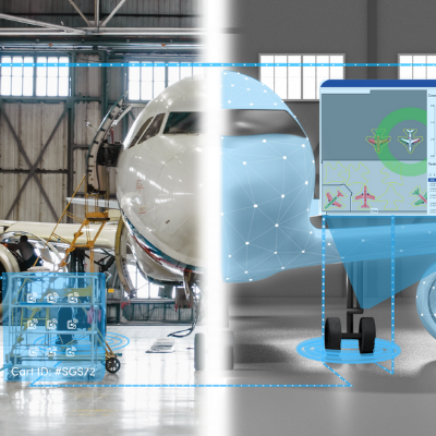 Improving Business Efficiency In An Aerospace MRO Environment