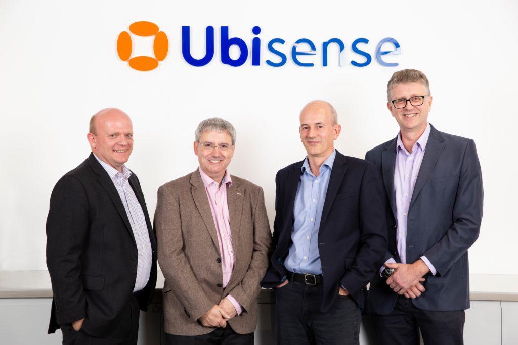 Ubisense Founders
