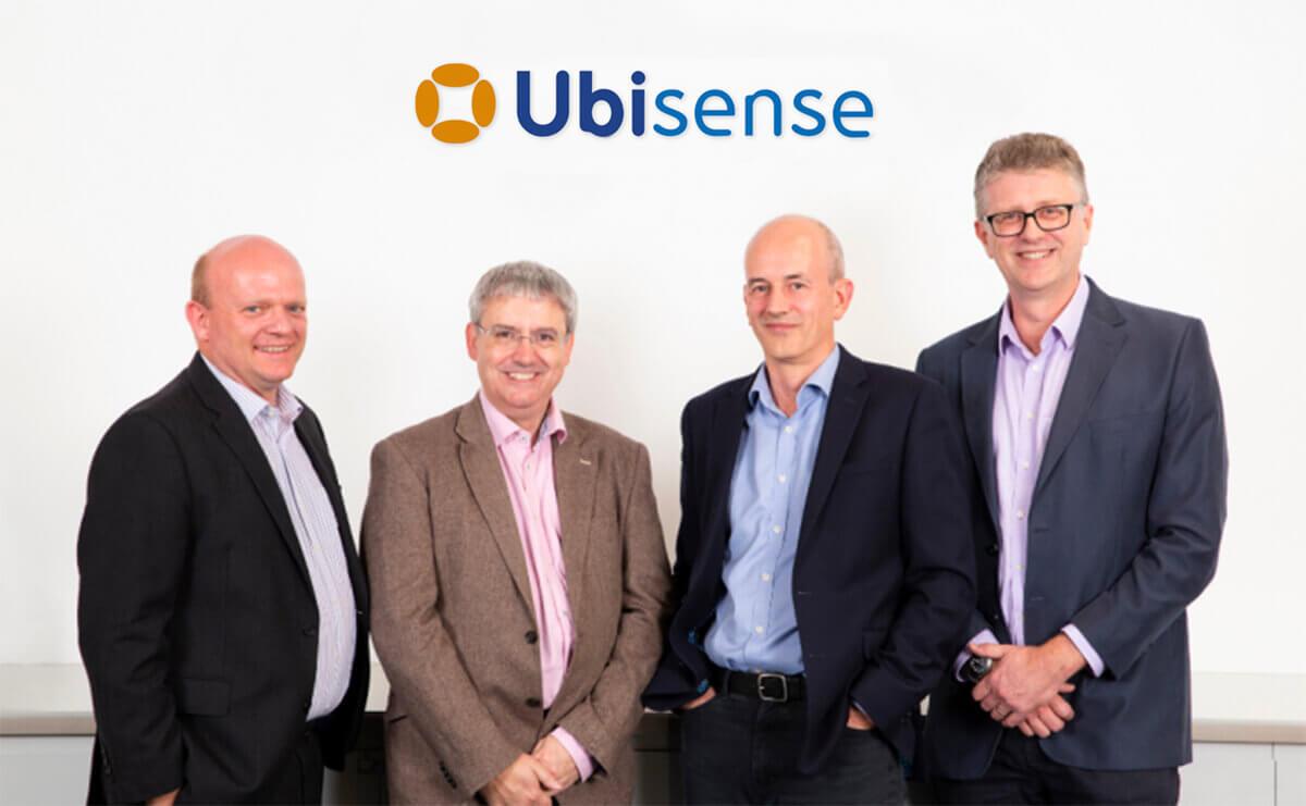 Ubisense Four Founders