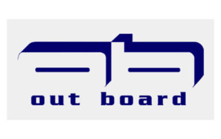 out board Logo