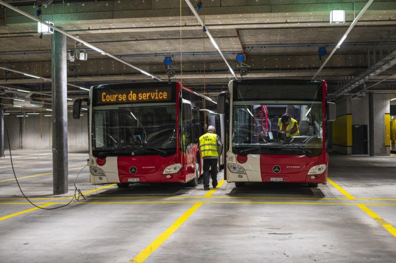 TPF Bus Depot