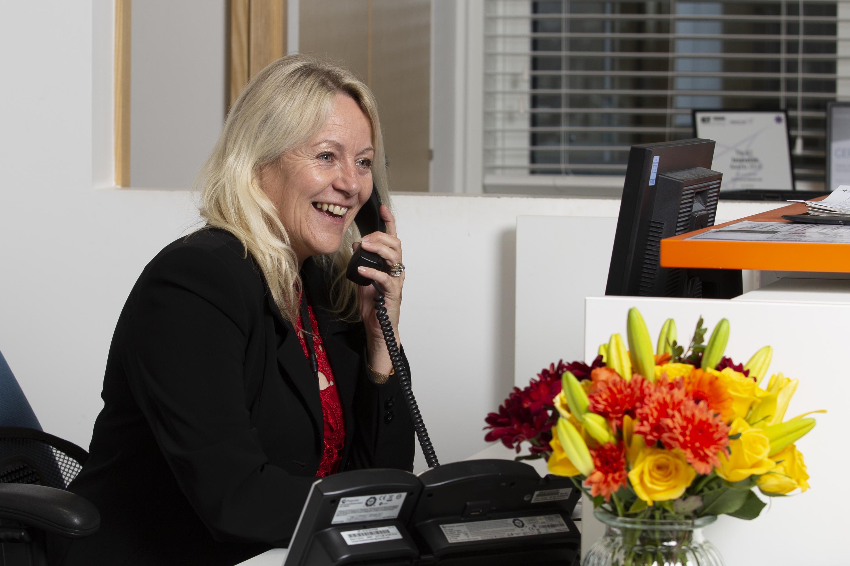 Julie Brazil Office Manager