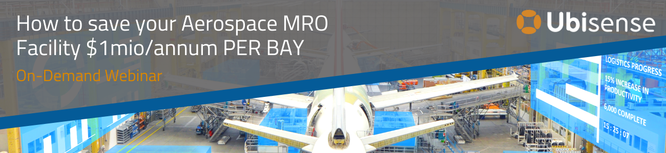 On-demand webinar - How to save your Aerospace MRO Facility $1mio/annum PER BAY