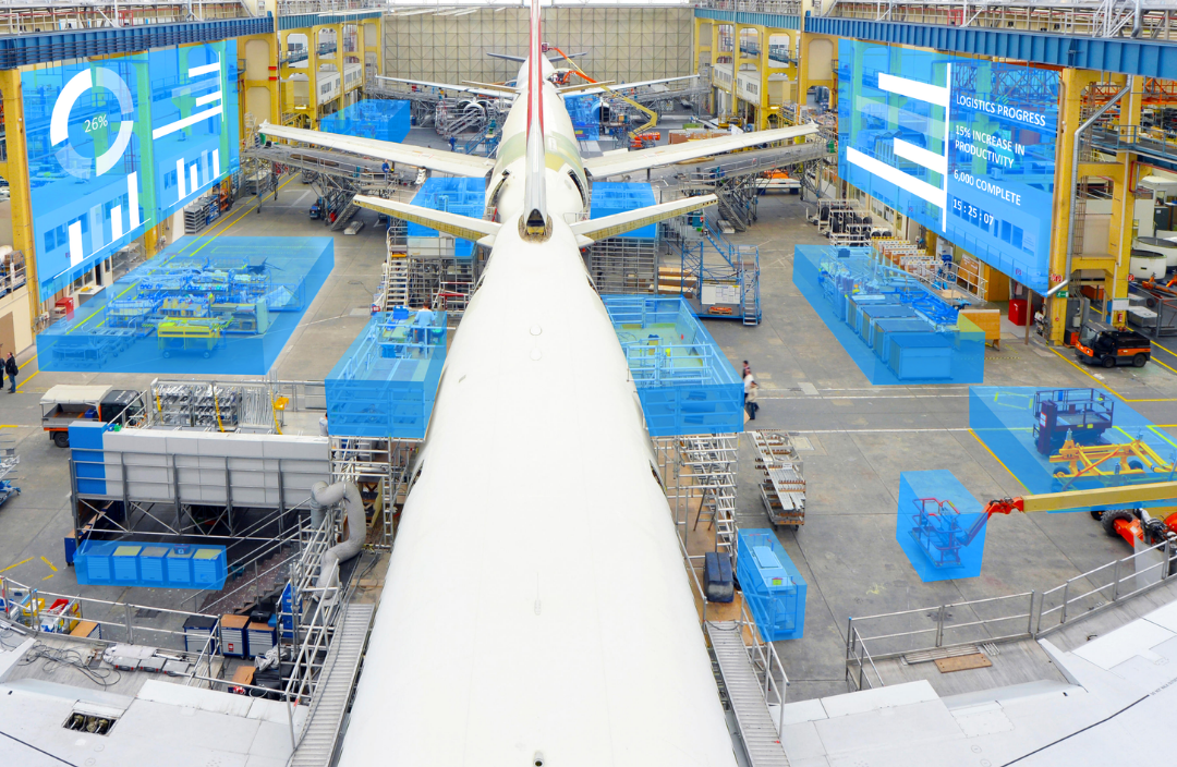 How to save your Aerospace MRO Facility $1mioannum PER BAY
