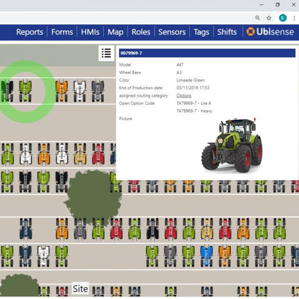 Yard Management Dashboard
